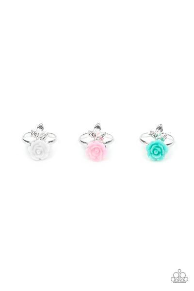 Starlet Shimmer Ring - Rose