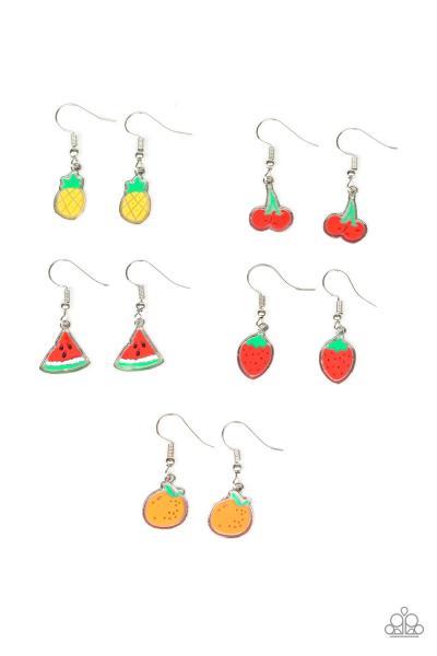 Starlet Shimmer Earrings - Fruit