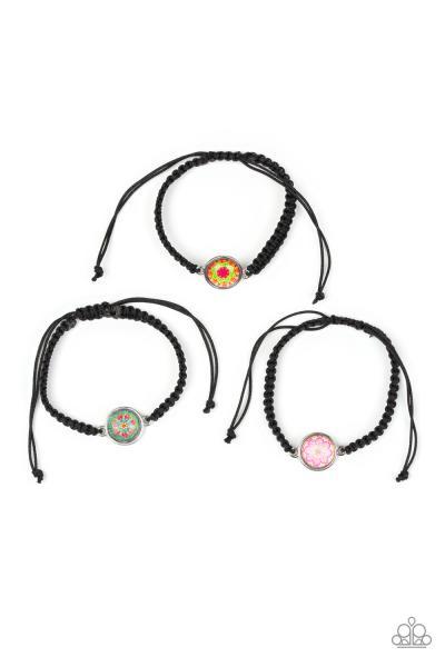 Starlet Shimmer Bracelet - Medallion
