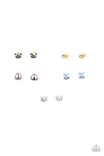 Starlet Shimmer Earrings - Easter Animals