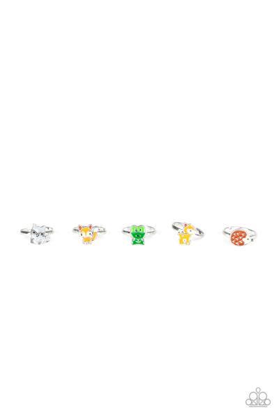 Starlet Shimmer Ring - Animals