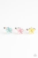 Starlet Shimmer Ring - Moonstone Flower